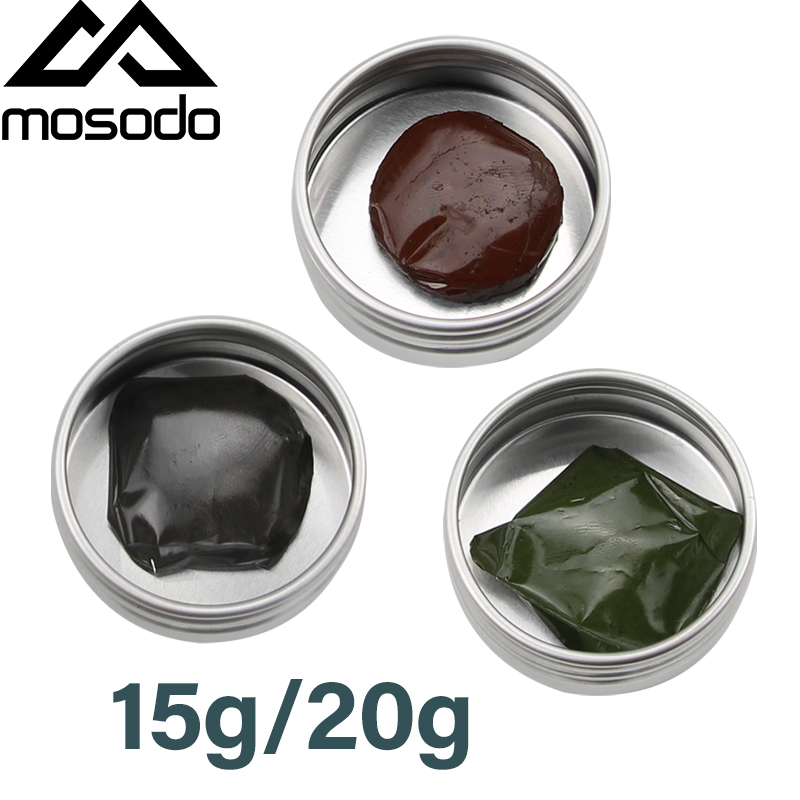 Mosodo Carp Fishing 15g 20g Tungsten Mud Sinker Black Green Brown Soft Leading Sinker Weight In Box
