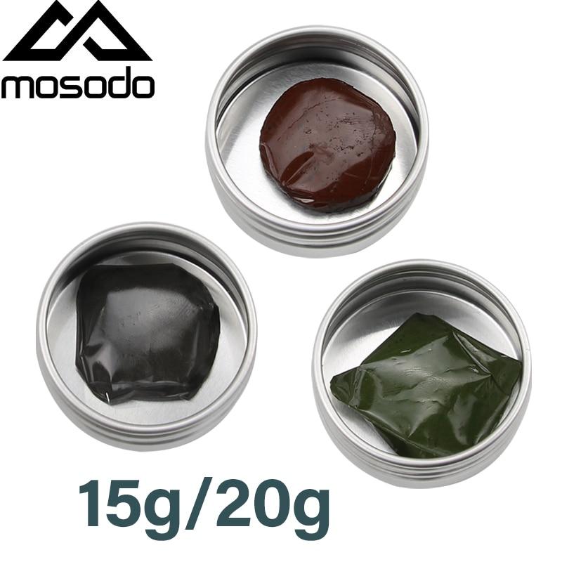 Mosodo Carp Fishing 15g 20g Tungsten Mud Sinker Black Green Brown Soft Leading Sinker Weight In Box