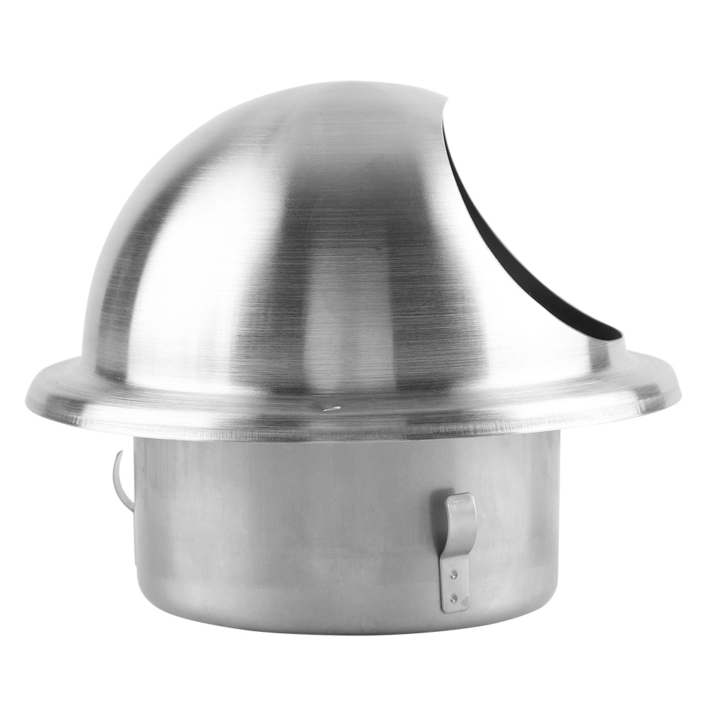 Stainless Steel Adjustable Wall Ceiling Home Air Vent Round Ventilation Duct Cover Extractor Fan Heating Cooling Ball Vent