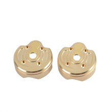 Brass Heavy Weight Outer Portal Drive Housing Portal Cover Plates for Axial SCX10 III AXI03007 Capra 1.9 UTB AXI232006 босоножки portal portal mp002xw0dnkv