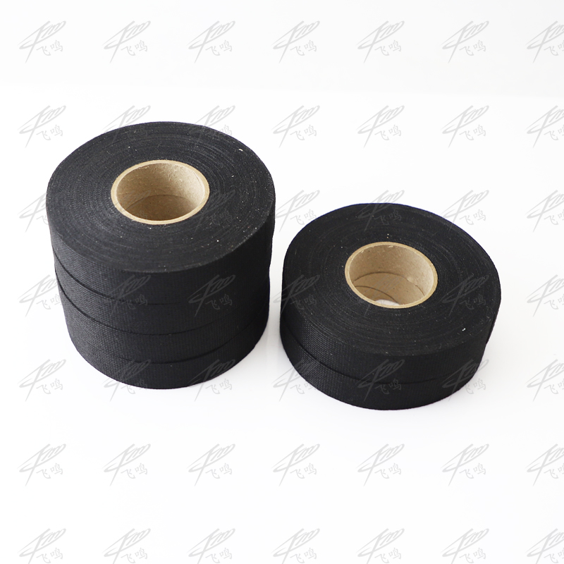 New Tesa Coroplast Adhesive Cloth Tape For Cable Harness Wiring Loom Width 9/15/19/25/32MM Length15M/25M