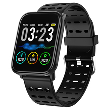 цена на T6 Smart Watch Clock Waterproof Pedometer Fitness Tracker Watches Heart Rate Monitor Smartwatch For Android IOS Women Men