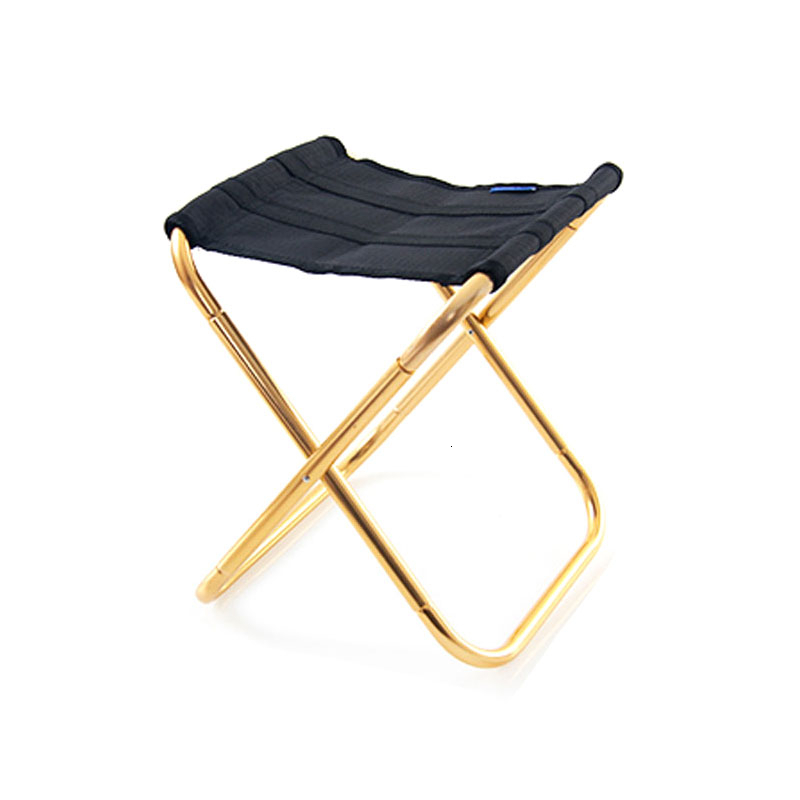 Folding Stool Bench Portable Outdoor Ultralight Subway Train Travel Chair Lined Up