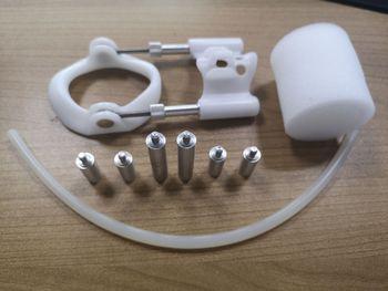 Na już dziś bez pudełka Proextender penisa wzmocnienie ekspertów Pro Extender urządzenie mężczyzna powiększanie penisa sex zabawki dla dorosłych rozszerzenia tanie i dobre opinie CN (pochodzenie) Steel+ Silicone Pompy i powiększalniki DB-SM034 Normal