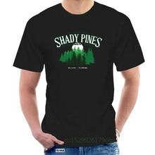 Shady Pines – t-shirt pour filles dorées, blanc, pour la maison, la maison, la maison, la maison, la vieille rue, mcclanahan, bea arther, @ 074195