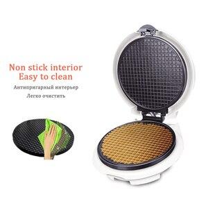 Image 2 - Elektrische Loempia Maker Krokante Omelet Schimmel Crêpe Bakken Pan Pancake Bakvormen Diy Ijsje Machine Pie Koekenpan Grill sonifer
