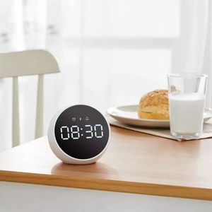 Image 3 - Zmi Bluetooth Radio Wekker Speaker Alarm Speaker Voice Control Digitale Stereo Muziek Surround Led Wekker