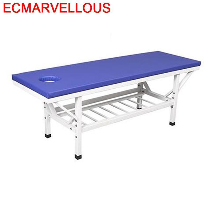 Envio Gratis Cadeira Massagem Masaj Koltugu Massagetafel Tattoo Tafel Beauty Furniture De Mueble Salon Table Chair Massage Bed