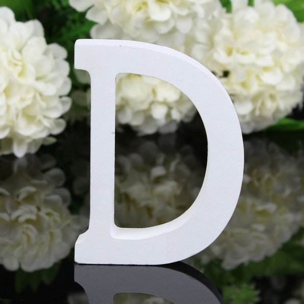 Wooden Letter for Decoration