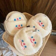 Boxi Kawaii Plush Bag Toy Cute Cartoon Coin Purse Fluffy Soft Stuffed Coin Bag Birthday Gift For Girl Women Kids Adults In Stock