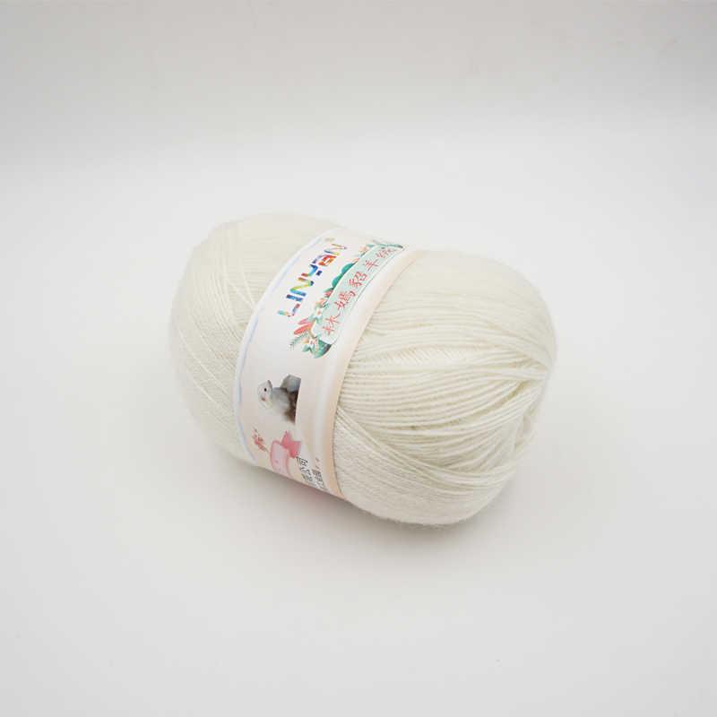 Sale Big Soft 1ball x50g Thread Size8 Crochet Cotton Yarn Embroidery Knitting 02