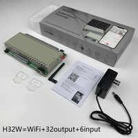 Kincony US Plug WiFi Smarthome inteligente automatización Control remoto módulo controlador relé Domotica Hogar