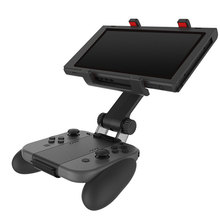닌텐도 스위치 컨트롤러 핸들 클립 클램프 마운트 홀더 무료 회전 조이 콘 스위치 프로 게임 패드 브래킷 스위치 액세서리