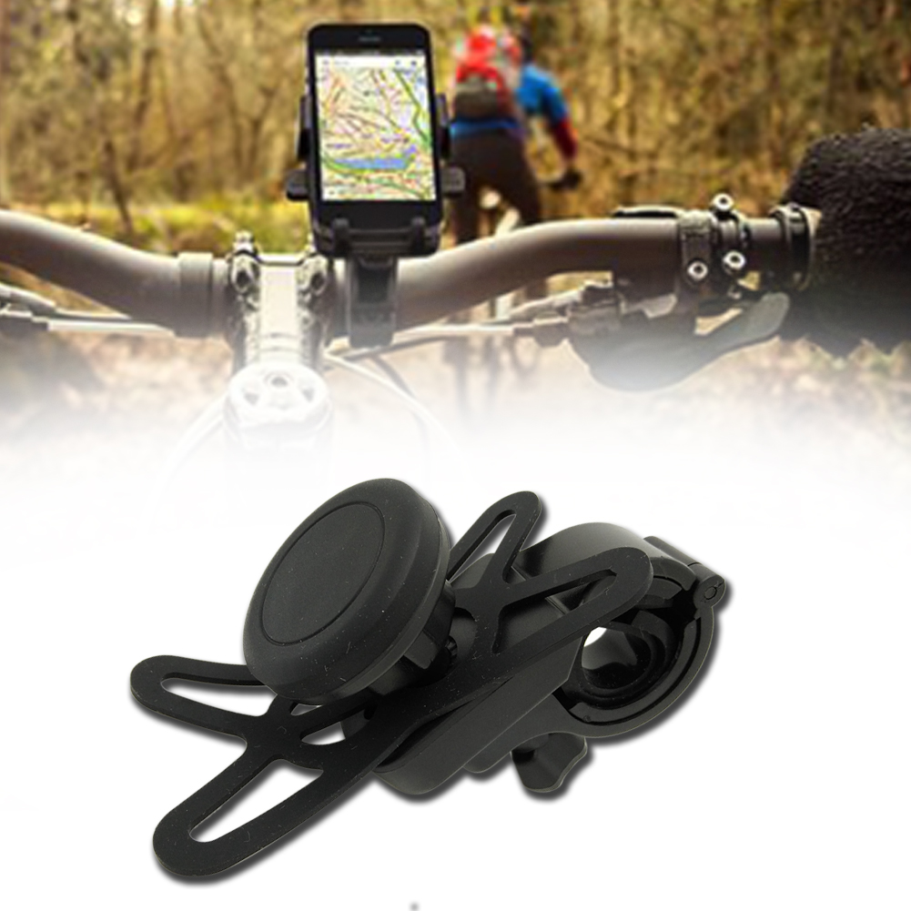 Universal Anti-falling Easy Install 360 Degree Rotation Magnetic Attraction Fast Snap Phone Holder Swivel Bike Mount Motorcycle