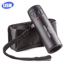 Monocular Telescope Hunting Portable Military-Zoom Travel High-Definition 30X25 Waterproof