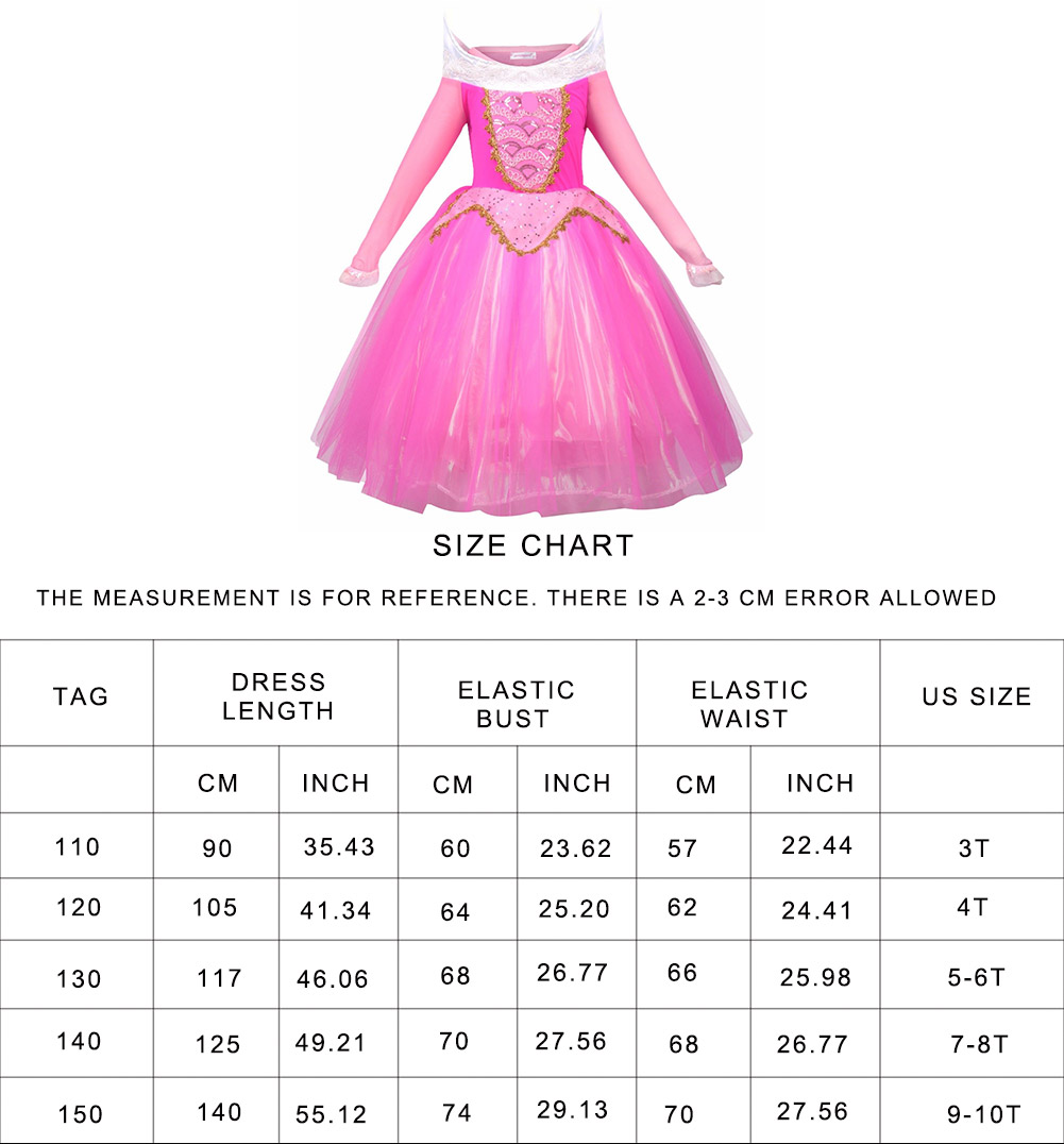 H262f0f70af8142d581beccfb382be00ez - Fancy Baby Girl Princess Clothes Kid Jasmine Rapunzel Aurora Belle Ariel Cosplay Costume Child Elsa Anna Elena Sofia Party Dress