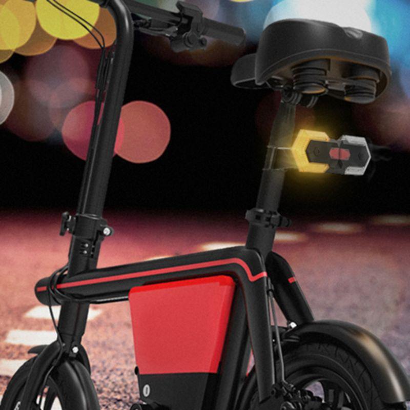 Intermitentes para bicicleta, luces Luz delantera y trasera de seguridad en ciclismo, luz trasera Para KIA SPORTAGE (K00) 1994-2003 Gas cargado trasero maletero resortes de elevación de Gas fibra de carbono soporte amortiguador 410,5mm