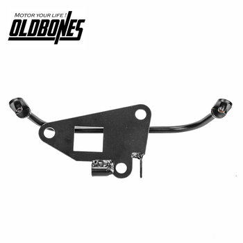 Motorcycle accessories Racing Front Headlight Holder Upper Stay Bracket for Triumph 675 2006-2012 soporte superior