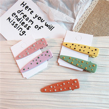Candy-colored Sweet Women Hair Clip Bobby Pin Barrette Hairpin Hair Accessories Beauty Styling Tools Dropshipping New Arrival цена 2017