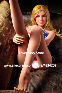 Image 5 - KNETSCH 158cm Top quality silicone sex doll adult sex toy realistic vagina anal love doll japanese big breast sexy dolls for men