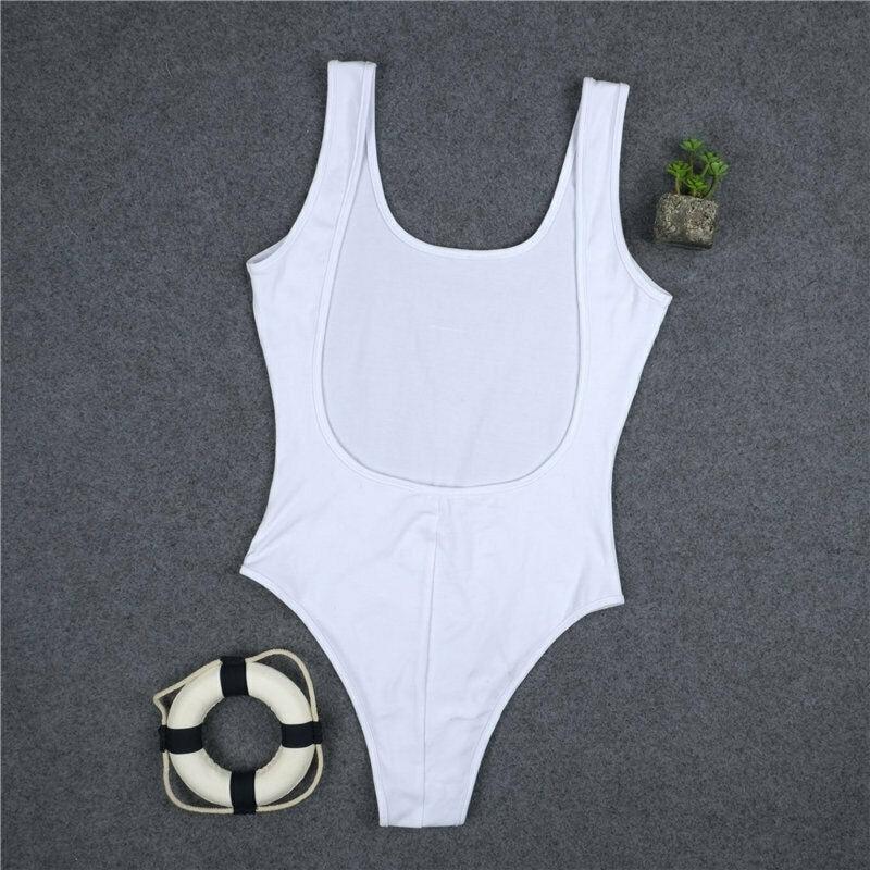 2019 Neu Frauen Dame Bodysuit Stretch Trikot Sleeveless Bodycon Tops Jumpsuit|Tank Tops| - AliExpress