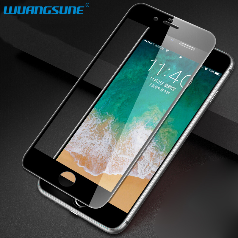 For Iphone 5 5S SE 6 6S 7 8plus X Full Cover Tempered Glass Screen Protector Film For IPhone 11 Pro XR XS MAX Protective Glass