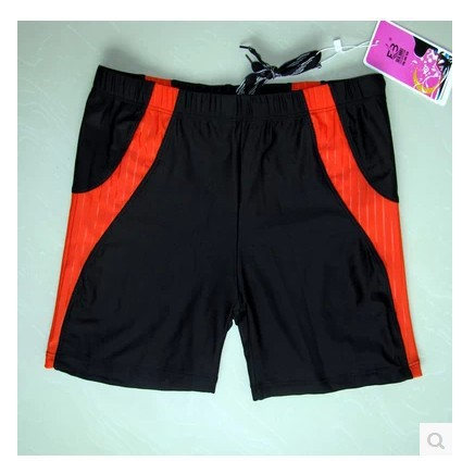 Men Profession Swimming Trunks Comfortable Sexy Boxer Swim Bathing Suit Quick-Dry Men's Hot Springs Bathing Suit Large Size Swim