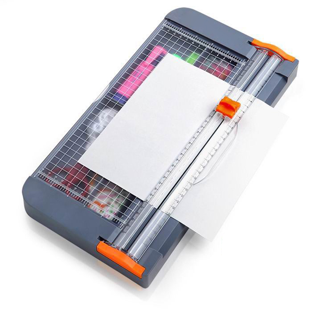 A4 Paper Cutter Trimmer Die Cutting Machine Precision Photo Cutter Paper Trimmer Sheet Punch Trimmers With Storage Boxes