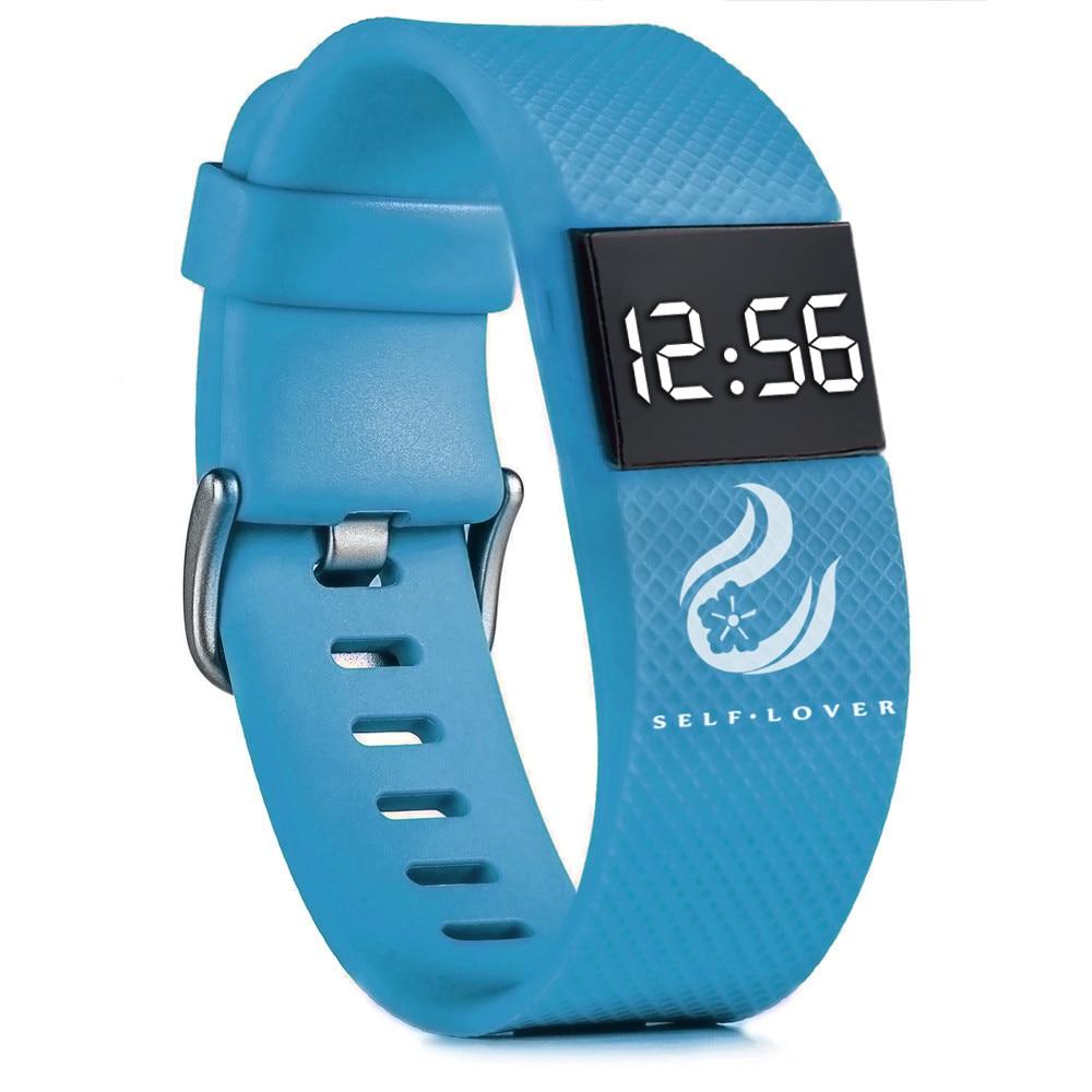 Fashion LED Sports Watch Digital Unisex Silicone Band Wrist Watches Mode femmes montre numérique pour hommes reloj mujer new 03*