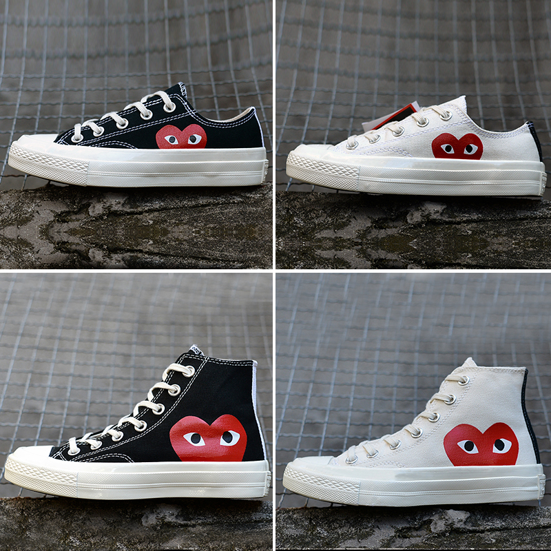 2019 Men's Skate Shoes Classic Play cdg