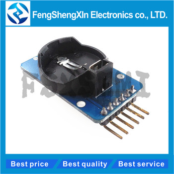 1pcs New  DS3231 AT24C32 IIC Precision RTC Real Time Clock Memory Module For Arduino - sale item Active Components