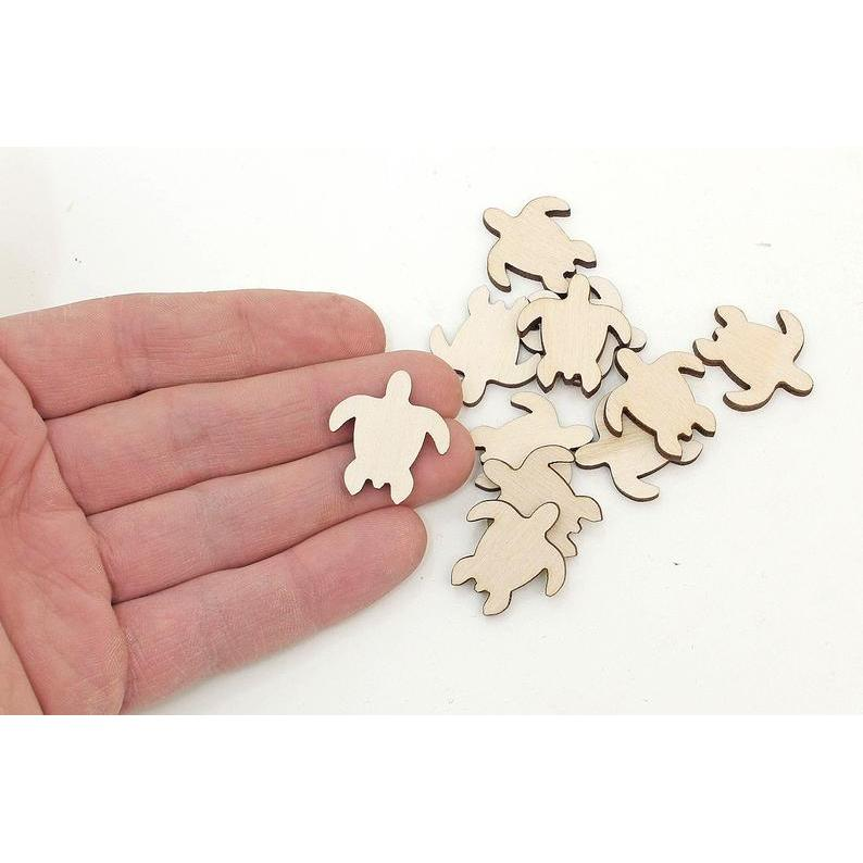 Wooden MDF Shapes Butterfly Scrapbooking Embellishments Card Decoration pack 15