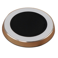 QI K2 desktop mobile phone wireless charger wireless transmitter 10W fast charge FOR: iphone Samsung Huawei xiaomi OPPO VIVO