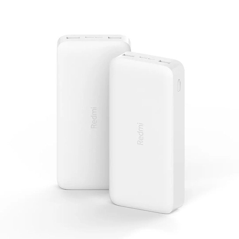 2019 New Original  Xiaomi Redmi 20000mAh 18W QC3.0 Fast Charging Version Power Bank For Samsung Xiaomi Redmi Note 7 For IPhone