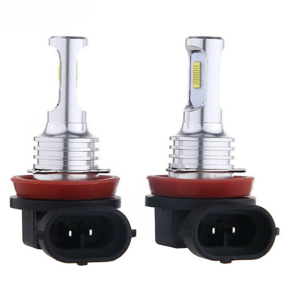 2pcs H11 H8 H9 LED Light Headlight Bulb Kit High Low Beam 35W 4000LM 6000K White New And High Quality