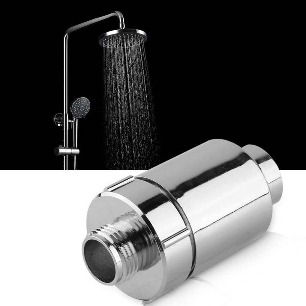 Shower Head Filter Bathing Valve Kitchen Faucet Filter Softener For Washing Machine Bathroom Water Saving ShowerHead Accessories
