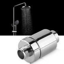 Głowica prysznicowa filtr zawór kąpielowy kuchnia filtr do kranu zmiękczacz do pralki łazienka oszczędzanie wody akcesoria prysznicowe