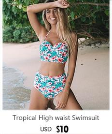 H26330208baf840d58d3ecd86ecc28fe1P 2019 Sexy High Waist Bikini Women Swimwear Push Up Swimsuit Ruffle Bathing Suit Polka Dot Biquinis Summer Beach Wear Female