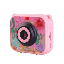 Детская цифровая мини камера 1080p 30 м подводная видеокамера