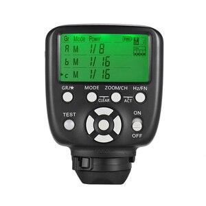 Image 5 - YONGNUO disparador de Flash inalámbrico YN560 TX II, controlador trasero para Yongnuo YN 560III YN560IV RF 602 II para Canon Nikon