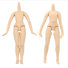 Skin Joint Blyth-Doll White Suitable-For 1/6 Boy with Different DIY Body-8.5inch Male