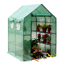 Plant Grow Bags Greenhouse Garden Seedling Green House PVC Cover Transparent Garden Greenhouse Grow House Planting
