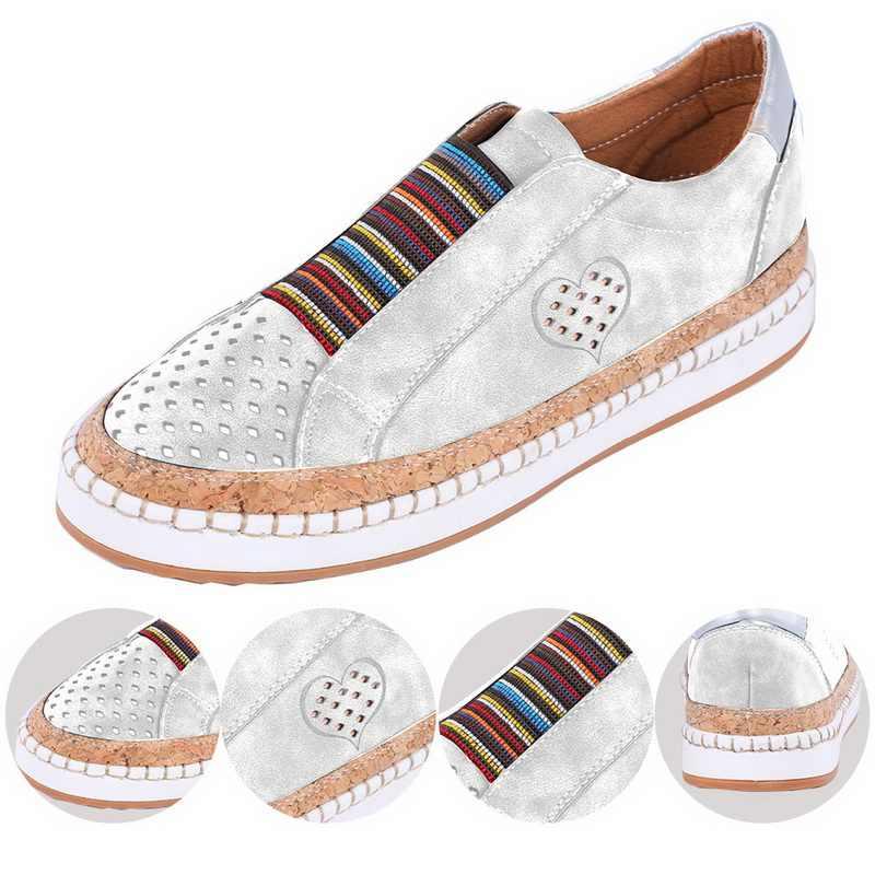 Puimentiua Mode Lente Vrouwen Gevulkaniseerd Schoenen Voorjaar Vrouwen Casual Schoenen Fashion Hollow Out Vrouwen Sneakers Flats Torridity
