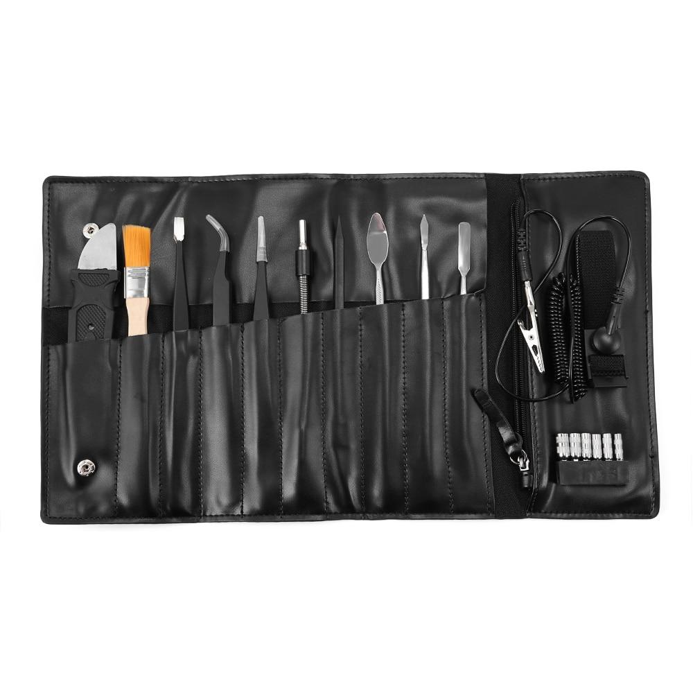 Wowstick 18 In 1 Multi-Function Repairing Tools Set Repair Disassemble Bag For Repairing Tablets,Laptops,Phones,Watches,Cameras
