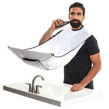 Yeni erkek sakal tıraş önlüğü bakımı temiz saç yetişkin önlükler tıraş tutucu banyo organizatör hediye adam için