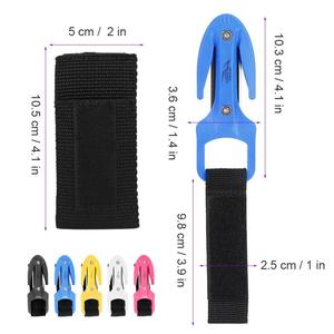 Image 3 - Портативный нож для дайвинга, безопасный секционный нож для дайвинга, ручной резак для подводного плавания, оборудование для дайвинга