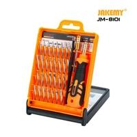 New JM-8101 33 in 1 Multifunctional Precision Screwdriver Set Mini Electronic Screwdriver Bits Repair Tools Kit Set