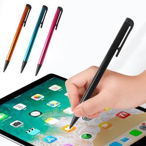 Plastic Stylus Pen High Sensitivity Pencil Touch Screen Wear Resistance Tool For Smartphone Smart Android Pens(China)