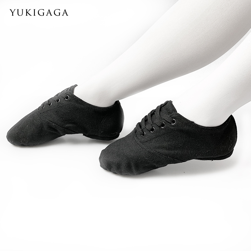 2019 New Great Discount Coupons Canvas Woman Ballet Pointe Shoes For Women Sneakers For Men Women' Shoe Canvas Dance Jazz Shoes