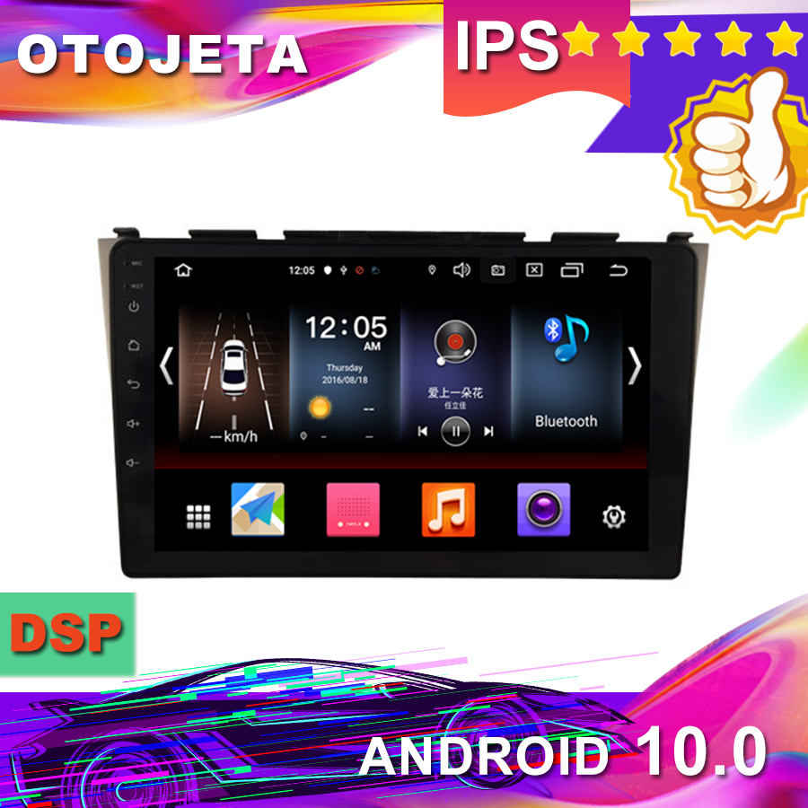 New Arrival Android 10.0 Car GPS for <font><b>Honda</b></font> <font><b>Crv</b></font> cr-v 2006-<font><b>2011</b></font> Car Radio car <font><b>Multimedia</b></font> 1080P tape recorder bluetooth navigation image